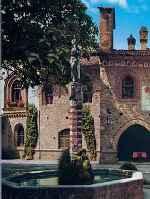 Grazzano Visconti - Il Borgo